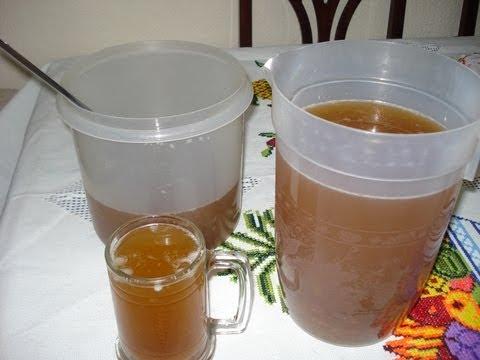 Receta Bebida de Tepache