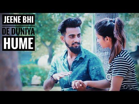 Jeene Bhi De Duniyan Hame l unplugged cover l Azhar Hussain l Dil Sambhal Ja Zara l Suraj shukla
