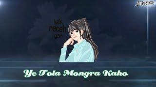 Tola Mongra Kaho || CG status || Jani Janghel Creation