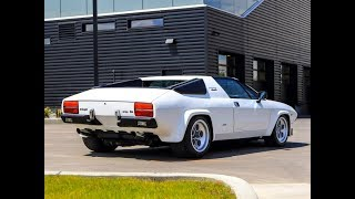 #Lamborghini Silhouette P300 Prototipo 1976#CONCEPT CAR