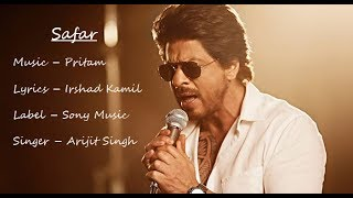 download lagu Safar - Jab Harry Met Sejal  Shah Rukh gratis
