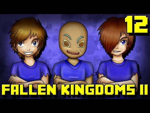 Fallen Kingdoms II : Portail de lEnd Jour 12 Minecraft