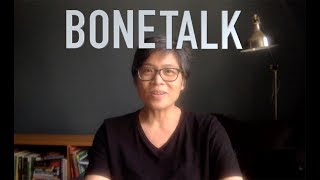 Bone Talk: Candy Gourlay introduces her new book