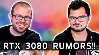 NVIDIA RTX 3080 RUMORS!! | Awesome Hardware #0209-A