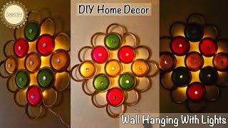 Wall hanging ideas diy | wall hanging craft ideas very easy | diy wall decor 2018 | diy wall hanging