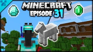 An EPIC Minecraft Expedition! | Python's World (Minecraft Survival Let's Play S3 1.14) | Episode 31