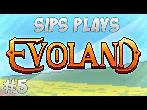 Sips Plays Evoland - Part 5 - Epic Last Boss (Final)
