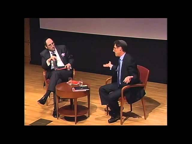 Daniel Gordis on Menachem Begin in Conservative with Rabbi Meir Soloveitchik