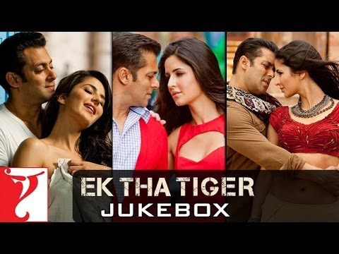 Ek Tha Tiger - Audio Jukebox