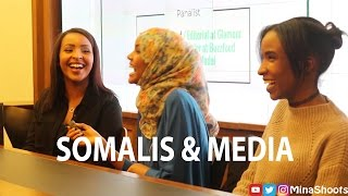 Somalis & Media - Special Guest: Halima Aden | Mina Shoots
