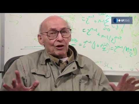 Dr. Marvin Minsky  Immortal minds are a matter of time