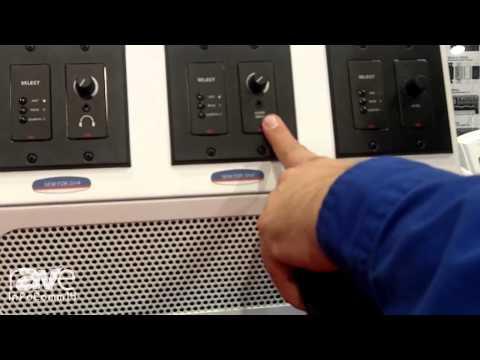 InfoComm 2014: RDL Exhibits 3.5 Watt Audio Amplifier