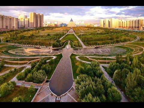самое красивое стихотворение о Казахстане! автор - Мария Кузина