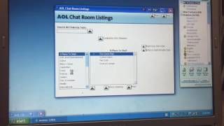 Connecting to AOL Using Dial-Up in 2016!