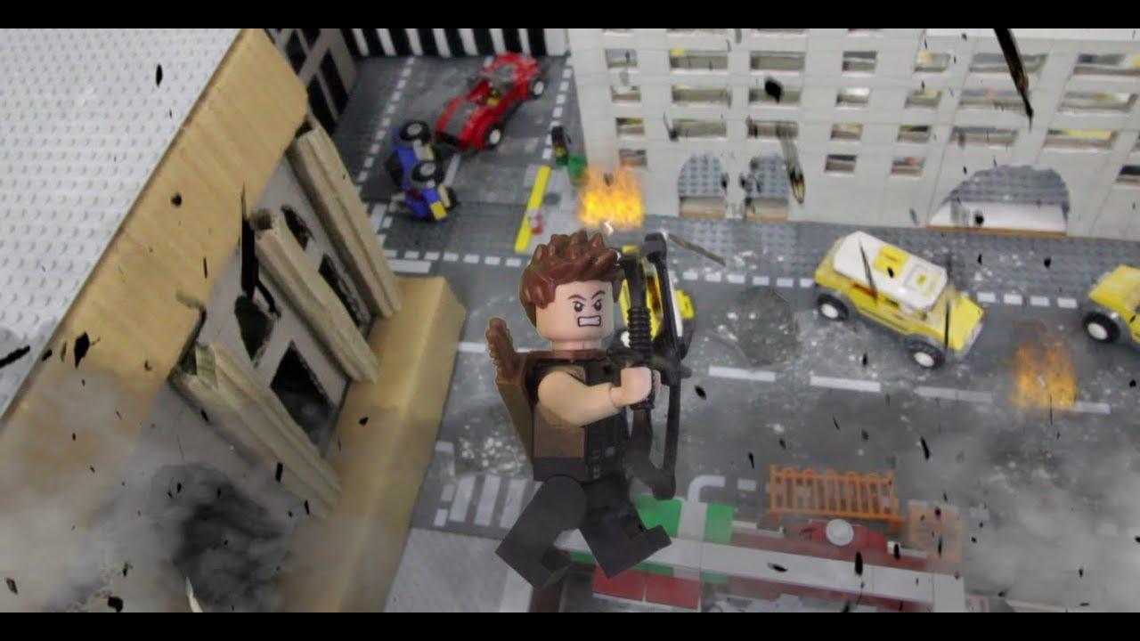 Marvel's The Lego Avengers