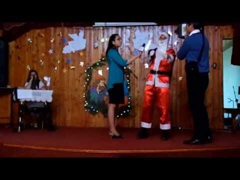 Obra De Navidad Cristiana
