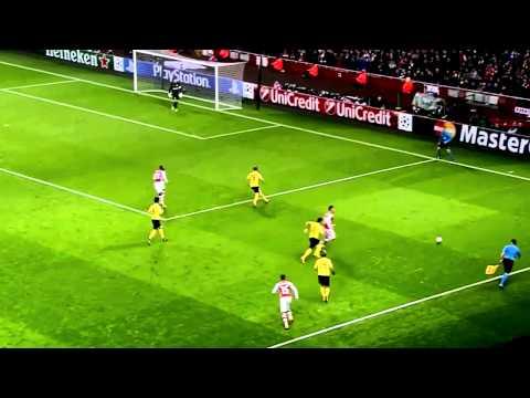 Alex Oxlade-Chamberlain vs Dortmund (Home)