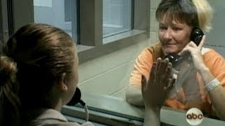 Teen visits mom in jail after 8 months l Hidden America: Foster Care in America (2006) PART 2/4