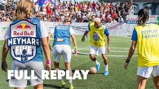 Red Bull Neymar Jr's Five World Final FULL REPLAY | Five-A-Side Football Tournament