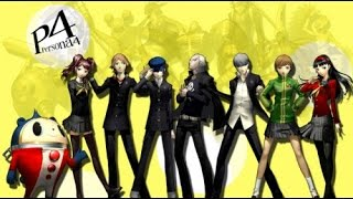 Persona 4 - All Animated Cutscenes