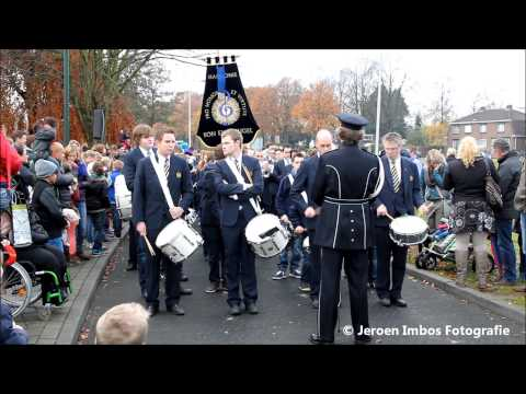 Compilatiefilm Intocht Sinterklaas Son en Breugel 2012