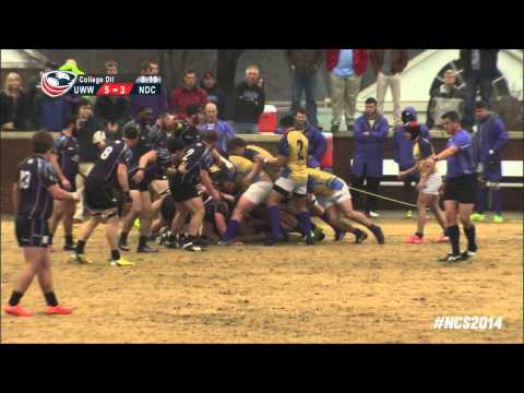 2014 Men's DII Semifinal - Notre Dame vs. University of Wisconsin-Whitewater