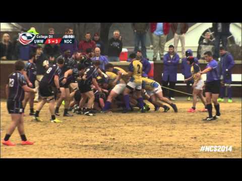 2014 Men's DII Semifinal - Notre Dame vs. University of Wisconsin-Whitewater