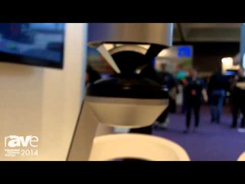 ISE 2014: Polycom's New CX5100 HD Videoconferencing Station Offers Microsoft Lync Compatibility