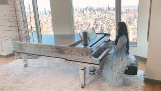 Thank U Next Audio Ariana Grande Piano Liberace Piano