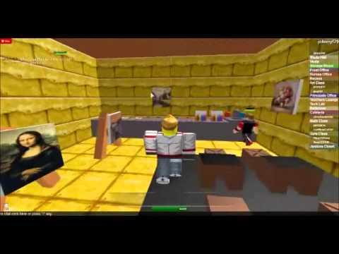 Roblox Episode 3 Season 1 Escape from Dentention