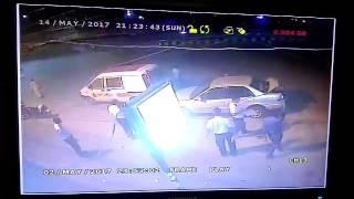 Dhanmondi KFC Accident Video Footage 2 02.05.2017