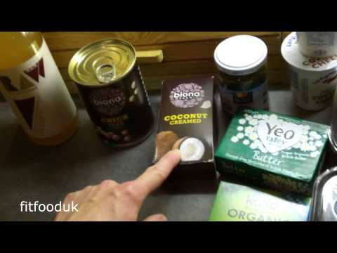 Small shopping from whole foods market - healthy food haul