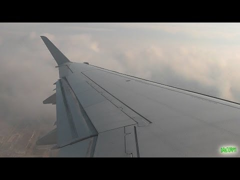 Air Canada Express Embraer ERJ-175 Amazing Autumn Takeoff from Toronto!