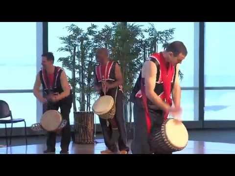 Benkadi Drum and Dance Brings African Culture to Boston