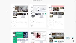 Expertly - WordPress Blog and Magazine Theme for Professionals      V