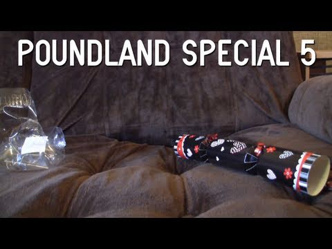 Poundland Special 5: Boobees! Music Videos