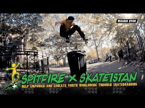 Walker Ryan - Spitfire X Skateistan