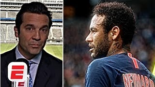 If Neymar joins Barcelona, Dembele or Coutinho will have to leave – Santiago Solari | La Liga