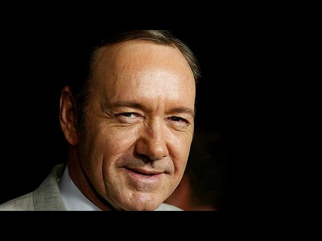 Netflix suspends work with Spacey