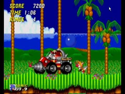 Gameplay Classico - Sonic 2