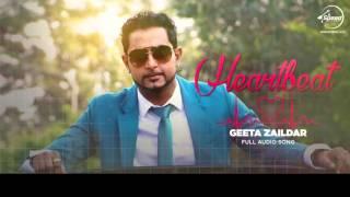 Heartbeat ( Full Audio Song ) | Geeta Zaildar | Punjabi Song | Speed Records