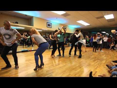 Salrica Salsa Social 03/05 - Jack n Jill