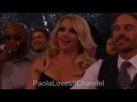 Billboard Music Awards 2011: Britney s moments