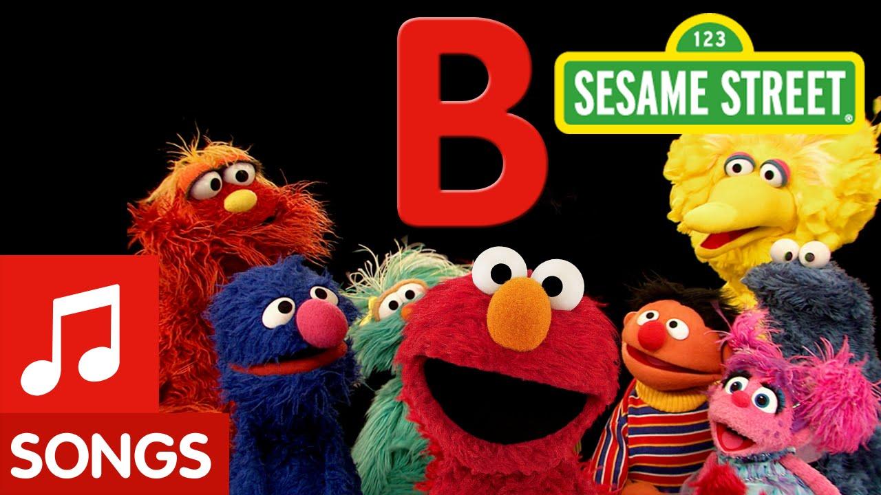 Sesame Street: Letter B (Letter of the Day) - YouTube