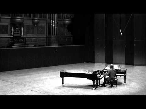 HQ HD - Steve Reich - Piano Phase - Performed by Peter Aidu - Full Recording