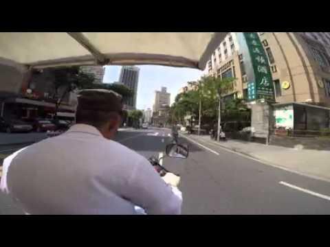 Moto Taxi in Shanghai