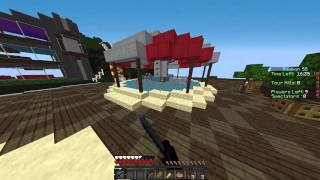 Minecraft Survival Games 28#:AFK Challenge!