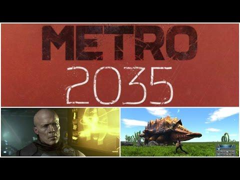 Анонс Metro 2035, Call of Duty на грани катастрофы   Игровые новости