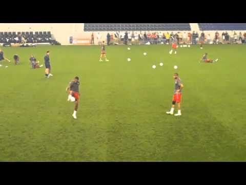 US Soccer - Freestyle - Onyewu vs. Agudelo