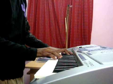 Ninaithu Ninaithu Paarthal Piano Cover By Naveen Selva .flv video